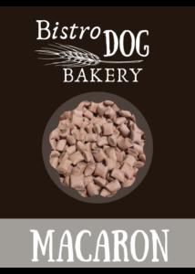 Bistro Dog Bakery Macaron jutalomfalat kutyáknak 5 kg