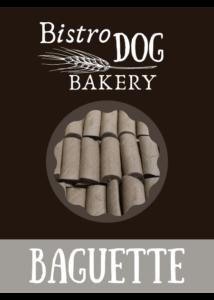 Bistro Dog Bakery Baguette 5 kg (kb. 65  x 75 g)