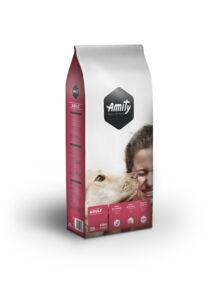 AMITY eco  20 kg húsos kutyaeledel