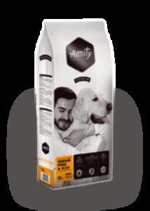 Amity Premium Iberian Pork + Rice 3 kg kutyatáp