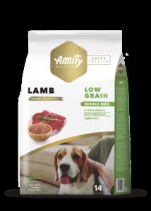 Amity Hypoallergén bárány 14 kg