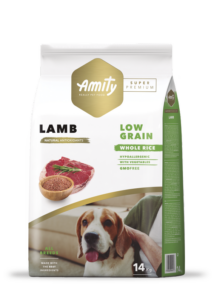 Amity Hypoallergen Adult Lamb 4 kg kutyatáp