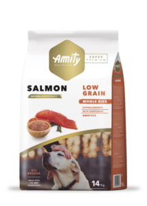 Amity Hypoallergen Adult Salmon 4 kg kutyatáp