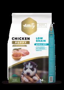 Amity Hypoallergen Puppy Chicken 14 kg kutyatáp