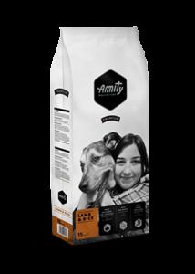 Amity Premium Lamb + Rice 15 kg kutyatáp