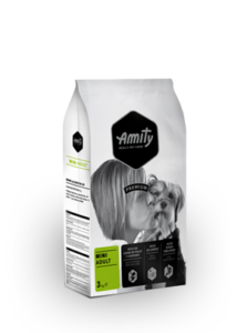 AMITY 3 kg MINI bárány-rizs