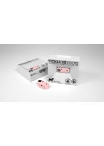 TICKLESS MINI DOG Baby Pink ultrahangos kullancsriasztó