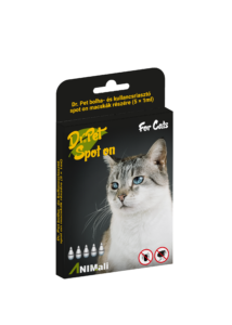 Dr.Pet spot on riasztó cica