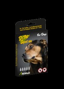 Dr.Pet spot on riasztó kutya