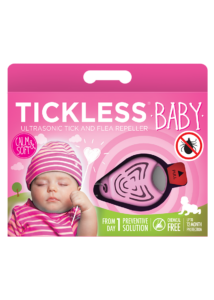 TICKLESS BABY - Pink