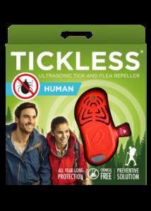 TickLess HUMAN - Orange