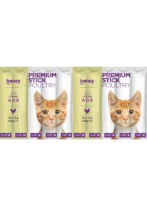 BONEY Premium jutalomfalat macskának 10x5g - marhás