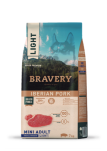 BRAVERY 7 kg SMALL ibéria sertés Light