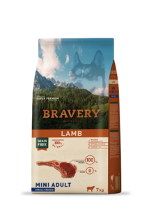 Bravery Lamb Mini Adult Small Breeds 2 kg kutyatáp