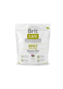 Brit Care Adult Small Breed Lamb & Rice  1 kg
