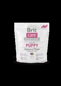 Brit Care Puppy lazac  1 kg
