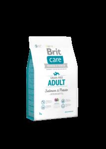 Brit Care Adult lazac 3 kg