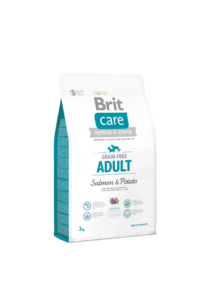Brit Care Adult Salmon&Potato  3 kg