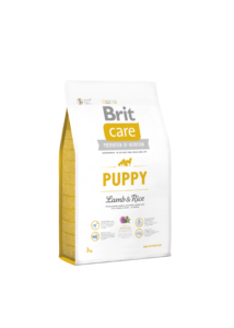 Brit Care Puppy Lamb&Rice 3 kg