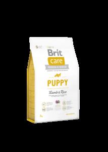 Brit Care Puppy Lamb&Rice 3 kg