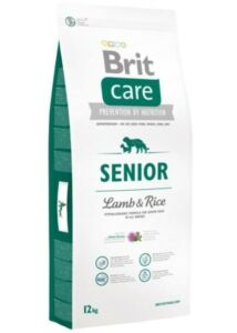 BRIT Care Senior Lamb & Rice 12 kg