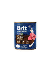 Brit Pr By Nature Beef With Tripes 800 g