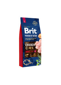 Brit Premium Large Adult 15 kg