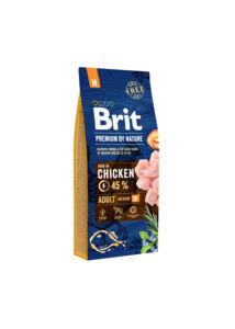Brit Premium  Adult friss csirke 15 kg