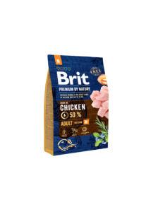 Brit Premium Adult firss csirke 3 kg