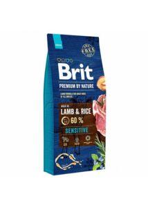 BRIT Pr. by Nature Sensitiv Lamb 15 kg