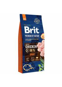 BRIT Pr. by Nature Sport 15 kg