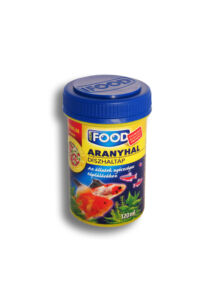 Aqua-Food 120ml Rio Aranyhaltáp