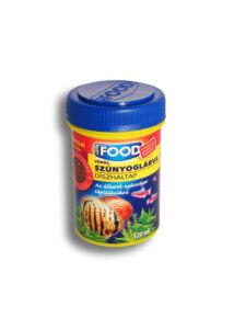 Aqua-Food 120ml Vörös Szúnyoglárva