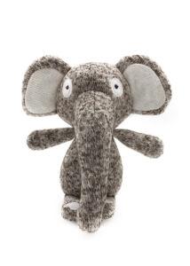 Record SOFTY kutyajáték puha pamut elefánt 16,5 cm