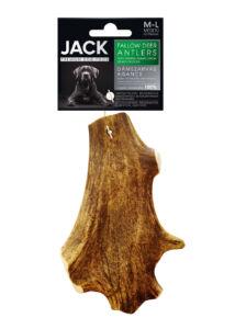 Jack dám szarvas agancs M-L 1 db