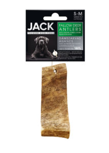 Jack dám szarvas agancs S-M 1 db