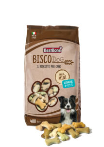 BISCODog Kutyakeksz Mini Mix 400g