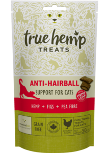 True Hemp Cat Anti Hairball 50g 4+4 db akció
