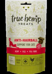 True Hemp Cat Anti Hairball 50g 4+4 db akció