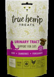 True Hemp Urinary Tract Cat treats - jutalomfalat macskáknak - húgyutak egészségéért - 50 g