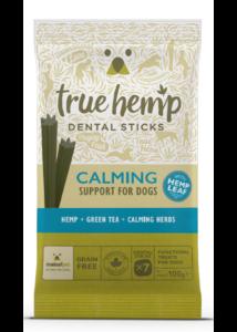 True Hemp Dog Dental Sticks Calming 100g
