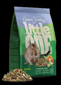 Little One Green valley Rostos Eleség Zöldséggel Degunak 750 g
