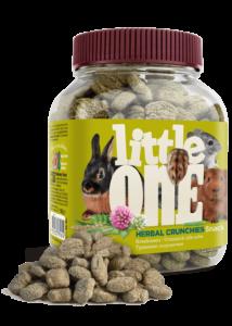 Little One Ropogós Gyógynövényes Jutalomfalat Kisemlősöknek, 100 g