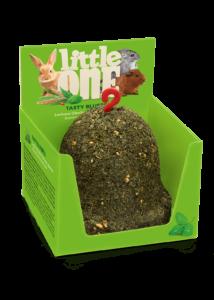 Little One rétifű csengő jutalomfalat kisemlősöknek 150 g