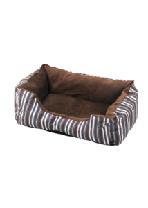 Pawise Cuddler kutyafekhely Barna csíkos 50 cm