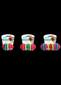 Pawise kutyajáték rainbow fogtisztító Rúd S