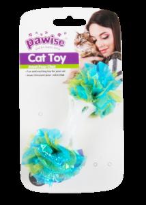 PAWISE Macskajáték Sulyzós Virág