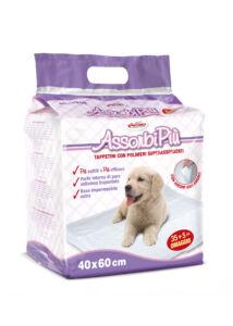 Assorbipiu kutyapelenka 40X60 cm - 40 db/cs