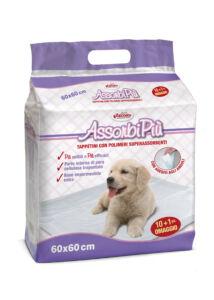 AssorbiPiu kutyapelenka 60x60, 11db