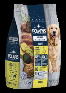 POLARIS 2.5 kg Golden Retriever kacsa-pulyka